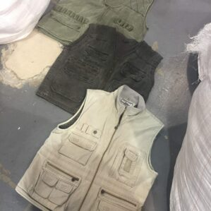 Vintage Utility Vests