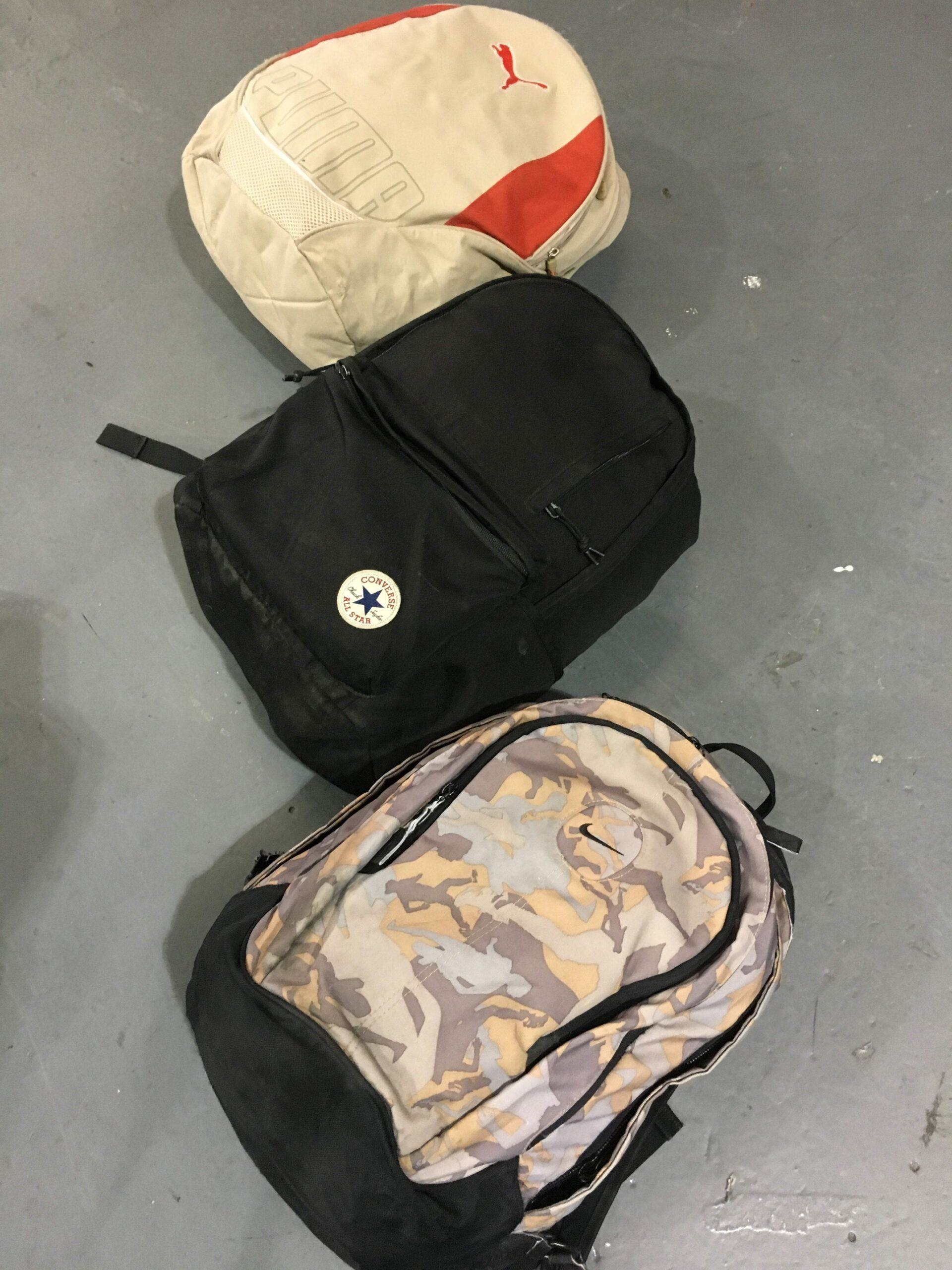 Vintage Branded Backpack