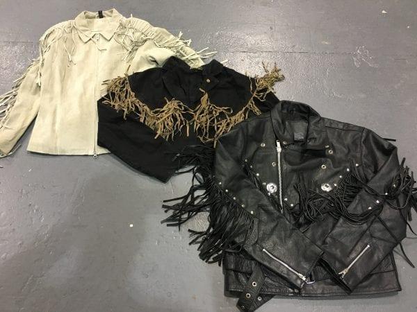 Western Tassel Jackets