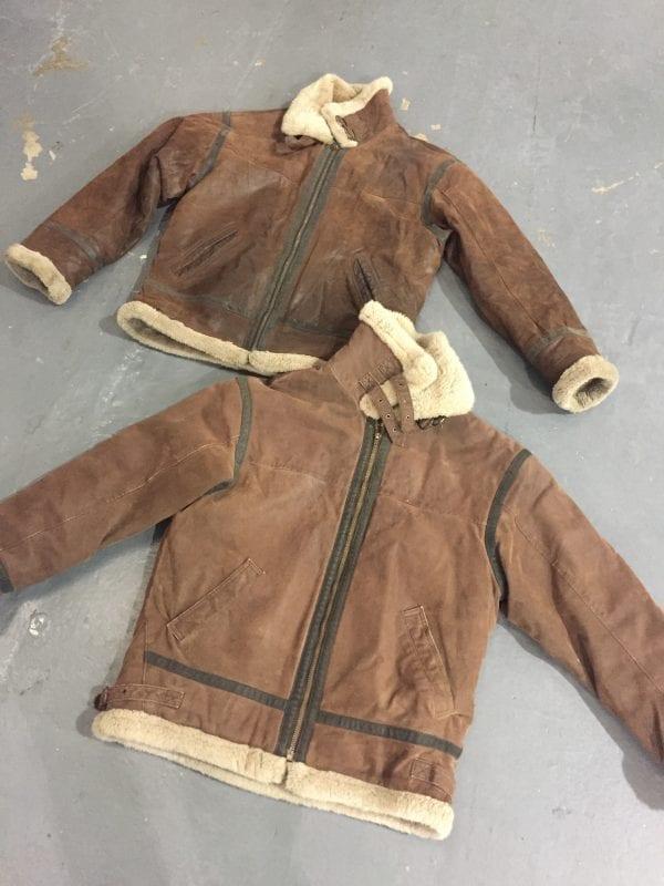 Mens Sheepskin Coats
