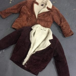 Vintage Sheepskin Coats