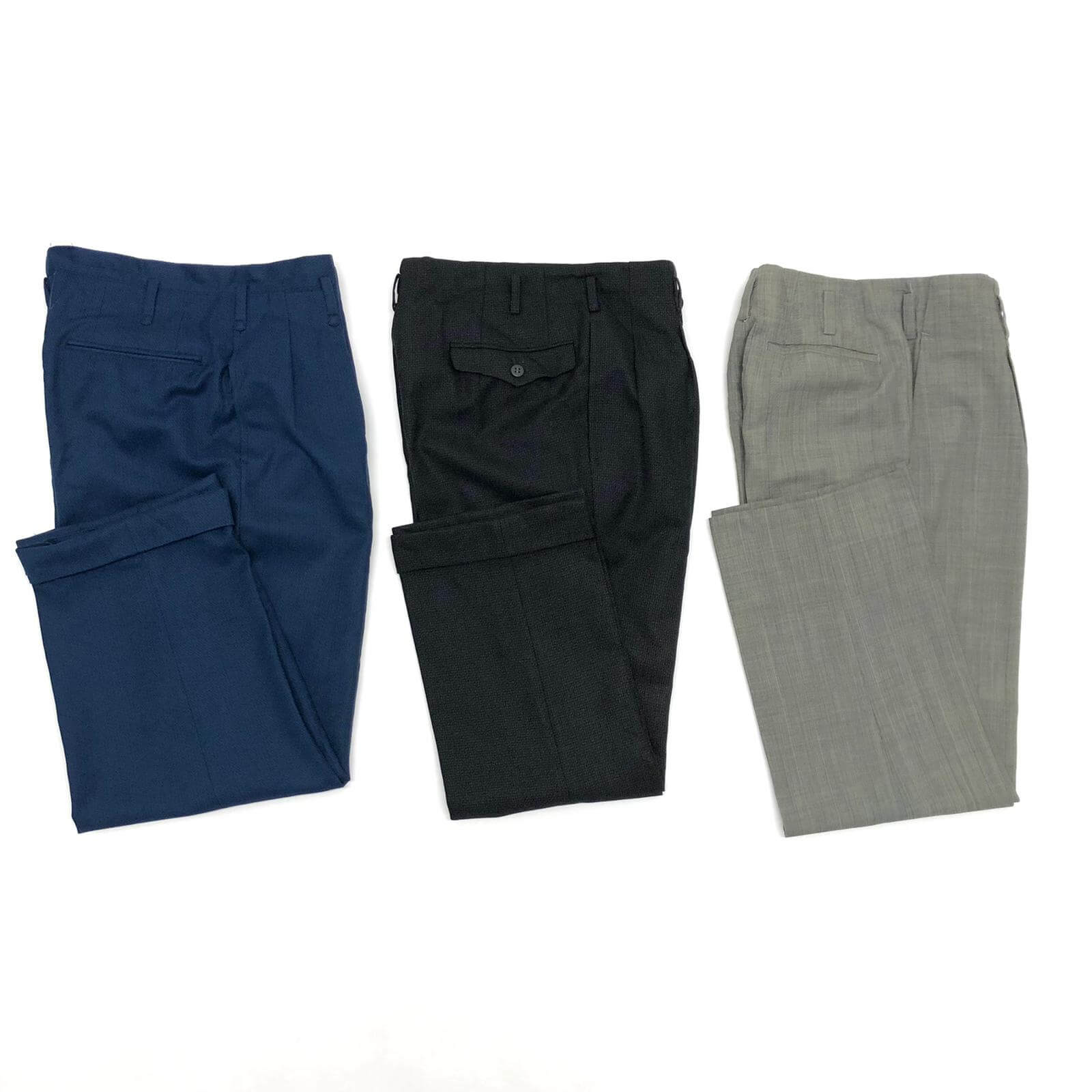 Vintage Men's Peg Trousers Mix