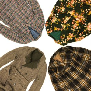 Coats, Jackets and Blazers