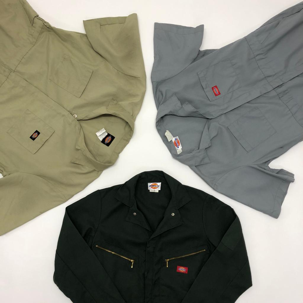Vintage Dickies Trousers / Short / Overalls Mix Per Kilo