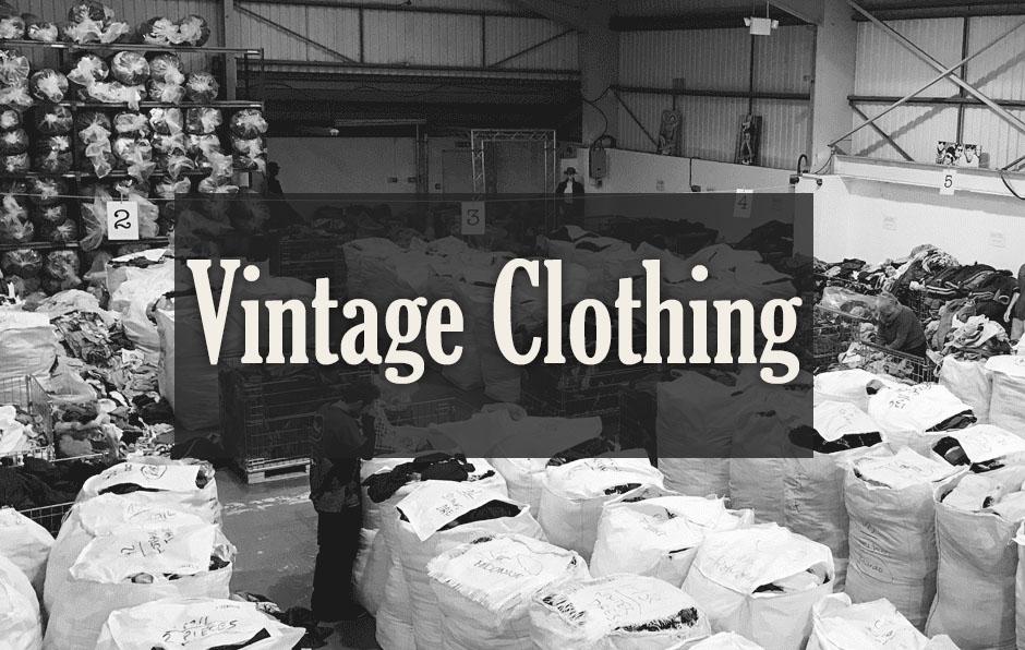 Vintage Wholesale Clothing