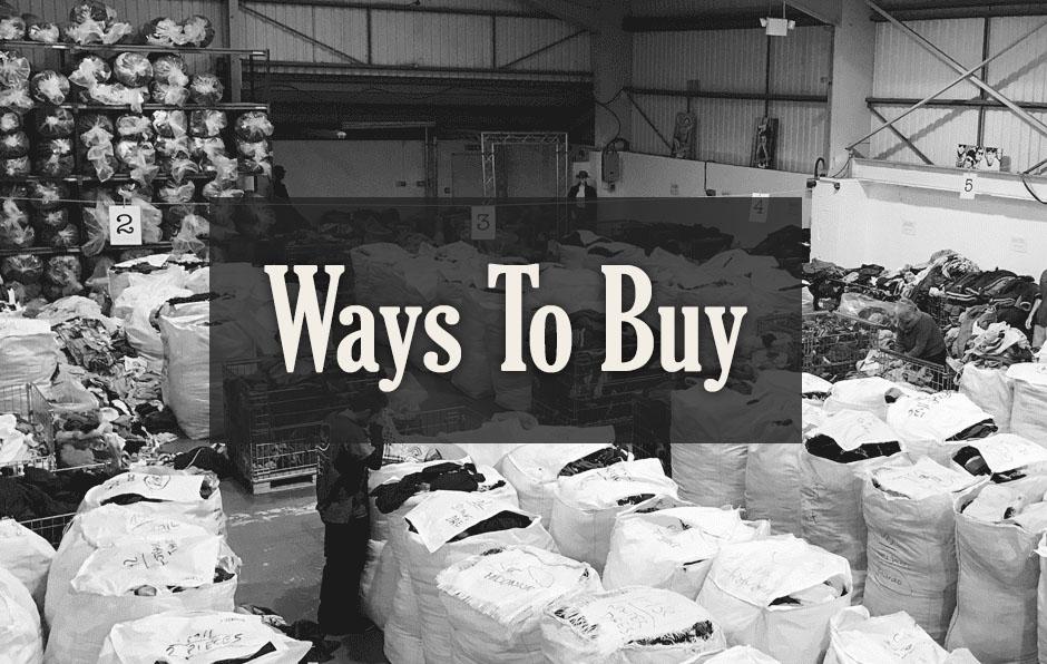 Ways To Buy